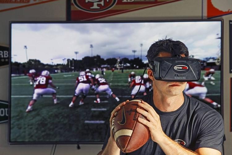 Virtual-reality-sports